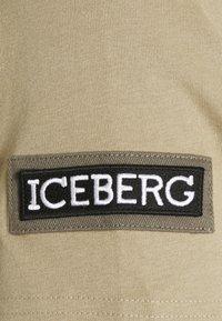 Iceberg - T-shirt print - beige - 4