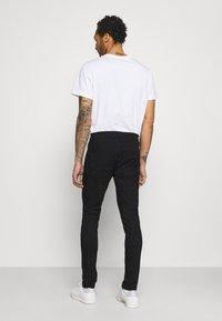 Brave Soul - JAMIE - Jeans Skinny Fit - black denim - 2