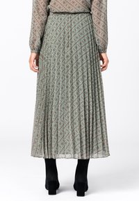 HALLHUBER - À IMPRIMÉ CHAÎNES - A-line skirt - multicolore - 1