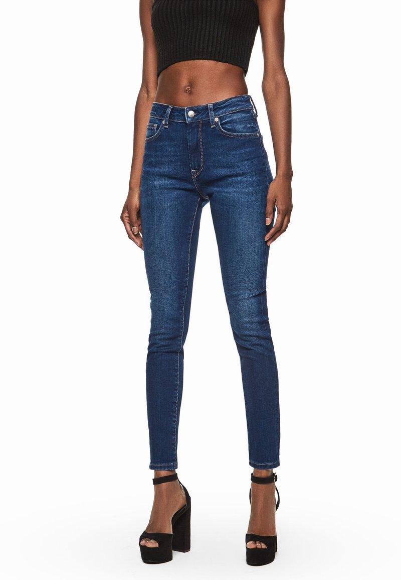 Pepe Jeans - DUA LIPA X PEPE JEANS - Jeans Skinny Fit - denim