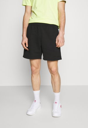 BASICS UNISEX - Shorts - black
