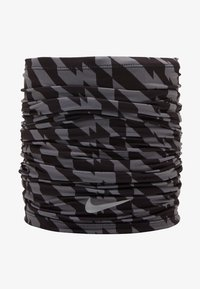Nike Performance - DRI FIT WRAP UNISEX - Snood - black/silver - 1