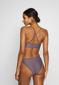 Filippa K - CROSS BACK - Bikini top - mauve - 2