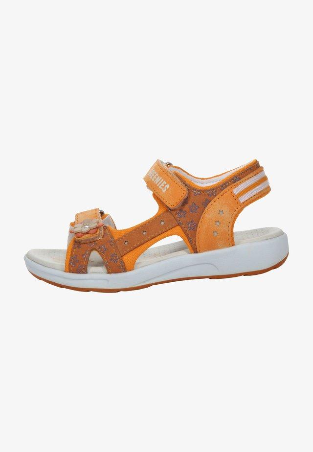 APRICOT - Walking sandals - orange