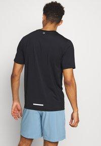 Calvin Klein Performance - SHORT SLEEVE - Print T-shirt - black - 2