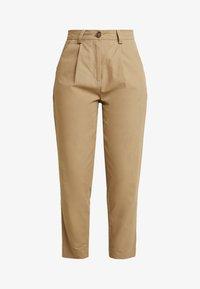 Neuw - DEEDEE PANT - Trousers - camel - 3