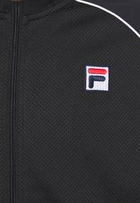 Fila - SPIKE - Sportovní bunda - black - 2