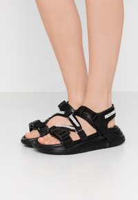 MOA - Master of Arts - Wedge sandals - black - 0