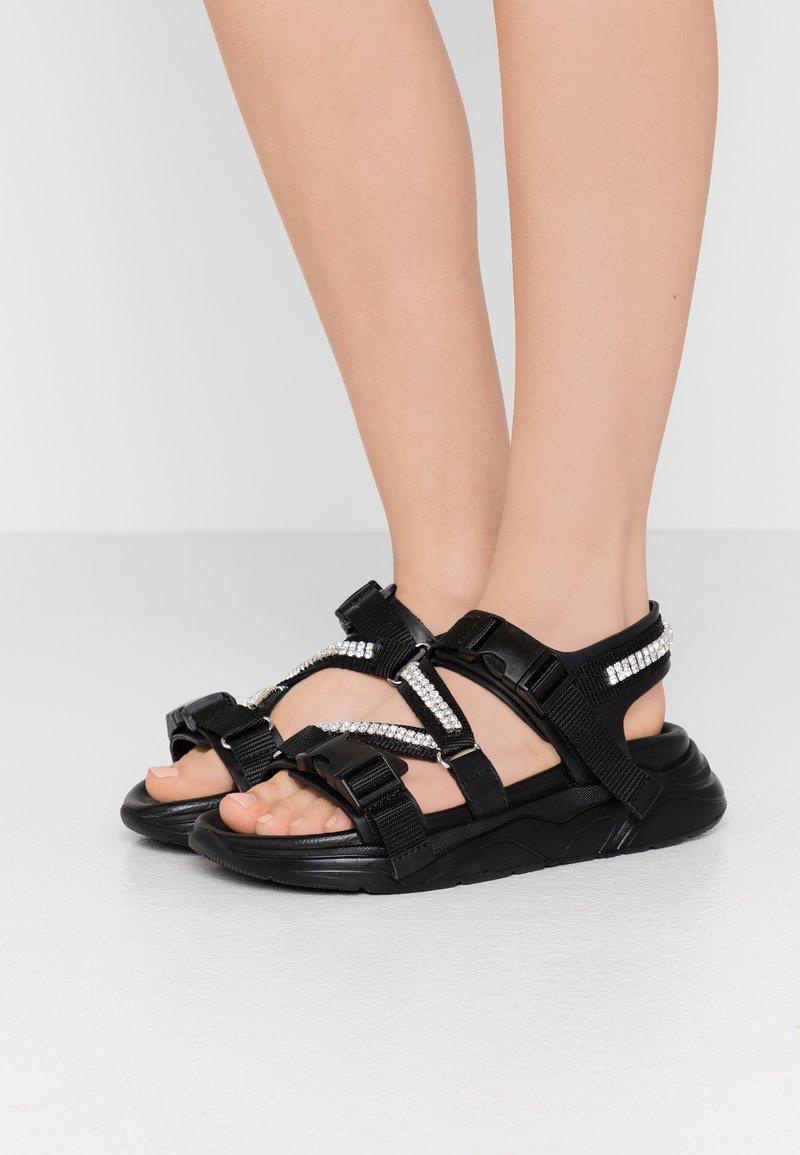 MOA - Master of Arts - Wedge sandals - black
