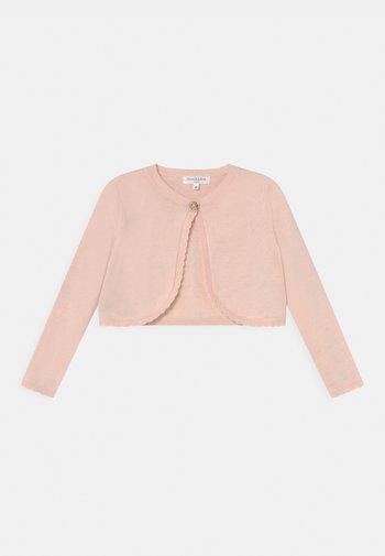 Vest - pink pale