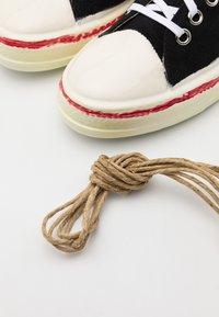 Marni - Baskets basses - black/lilywhite - 5