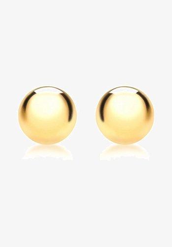 9 CT GOLD - Earrings - geel