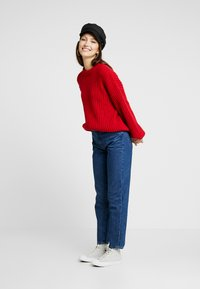 Gina Tricot - DAGNY HIGHWAIST - Jeans Relaxed Fit - true blue - 1