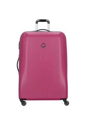 DELSEY AIRSHIP 2.0 4-ROLLEN TROLLEY 76 CM - Wheeled suitcase - raspberry