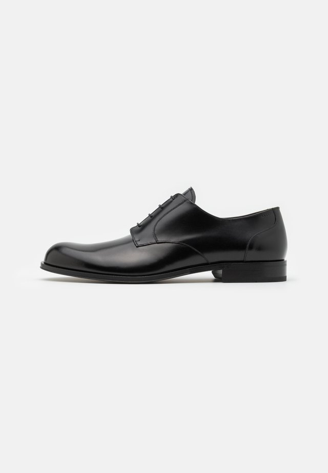 FRIDOM - Smart lace-ups - black