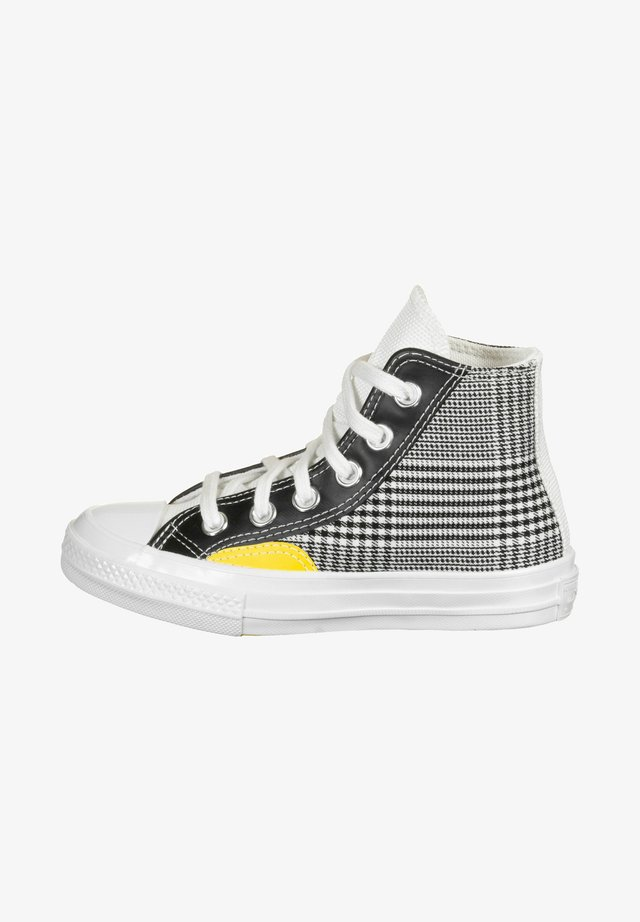 Zapatillas - white/black/speed yellow