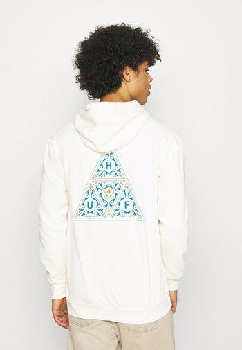 MOROCCAN HOODIE - Sweatshirt - natural