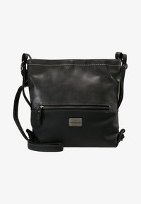 TOM TAILOR - ELIN CROSS BAG - Skuldertasker - schwarz - 5