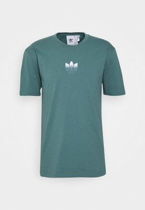 TEE UNISEX - Print T-shirt - hazy emerald