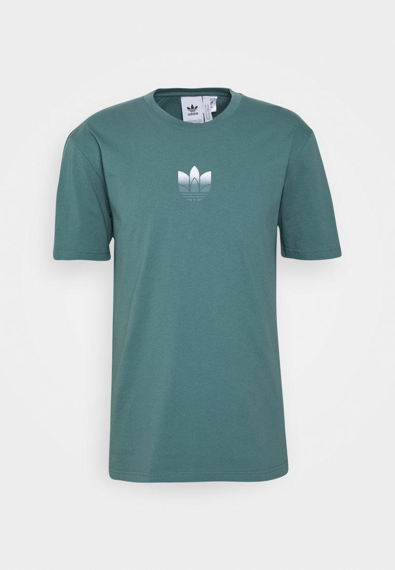 adidas Originals - TEE UNISEX - T-shirt con stampa - hazy emerald