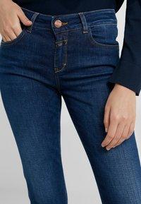 CLOSED - BAKER - Džíny Slim Fit - dark blue - 3