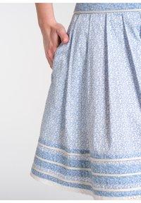Spieth & Wensky - NIKITA - A-line skirt - light blue - 4