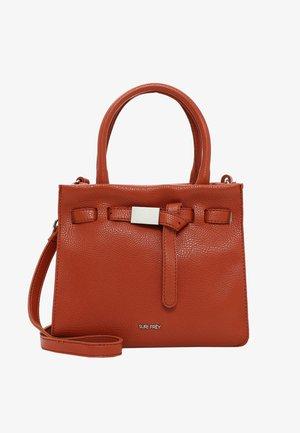 SINDY - Handbag - orange 610