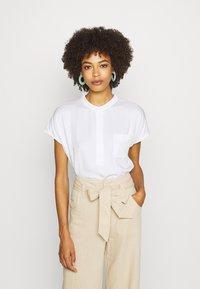 someday. - KATOKWE - Button-down blouse - milk - 0