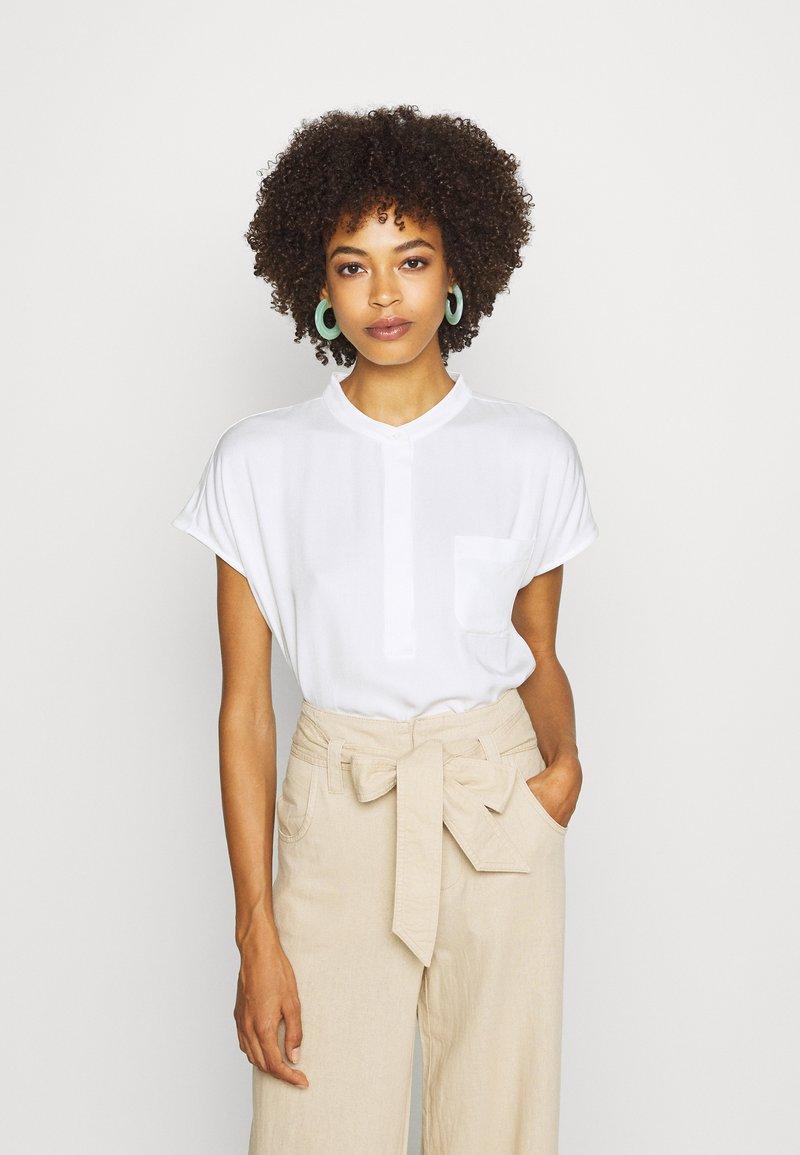 someday. - KATOKWE - Button-down blouse - milk