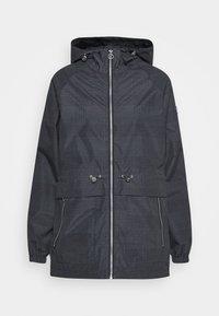 Regatta - BARBO - Waterproof jacket - lead grey - 3