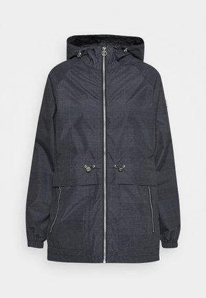 BARBO - Regenjacke / wasserabweisende Jacke - lead grey