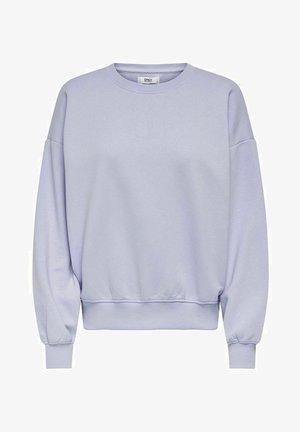 Sweatshirt - pastel lilac