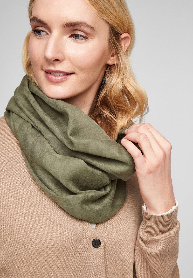 s.Oliver - Sjaal - khaki