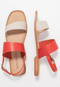 Vero Moda - VMSILLO  - Sandals - aurora red - 3