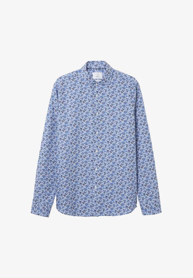 BAKER PRINT  - Overhemd - light blue mel