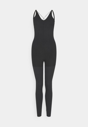 LUXE LAYERD 7/8  - Gym suit - black