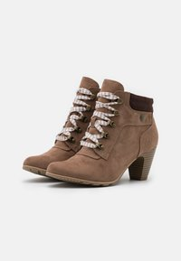 s.Oliver - Ankle boots - pepper - 2