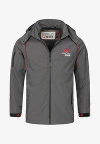 Arctic Seven - Outdoor jacket - dunkelgrau - 0