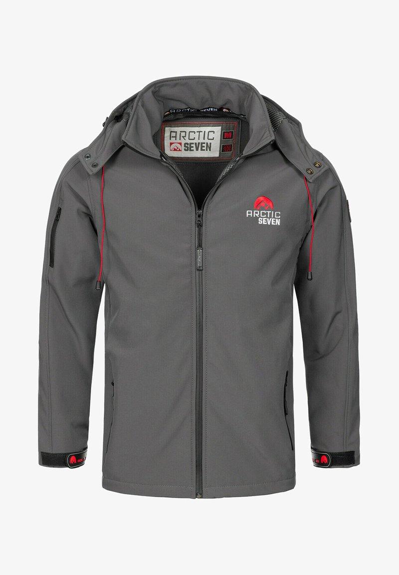 Arctic Seven - Outdoor jacket - dunkelgrau