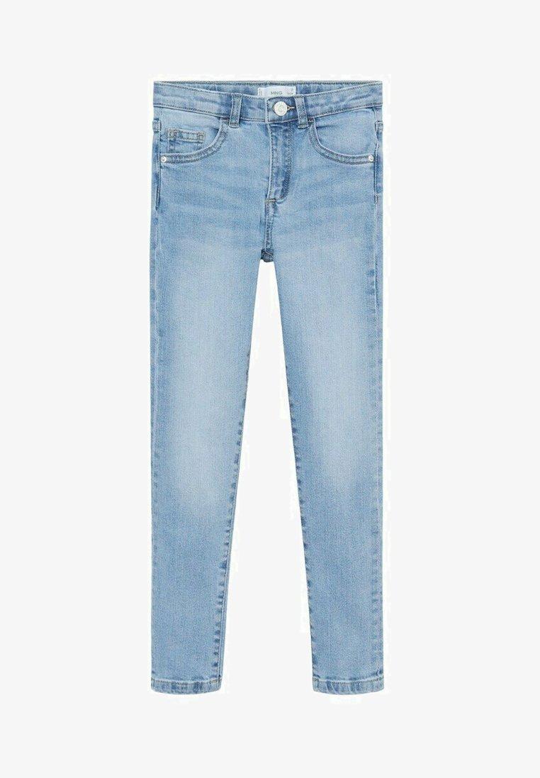 Mango - Jeans Skinny - lichtblauw