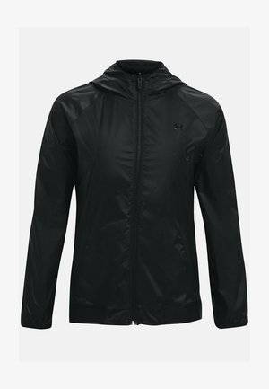 REVERSIBLE  - Training jacket - black