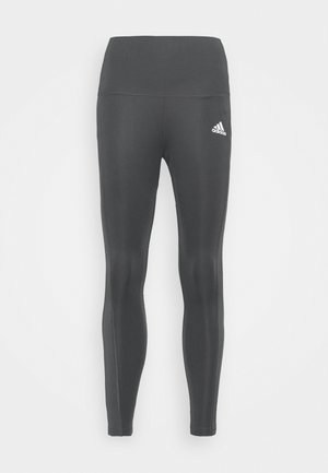 Tights - grey six/black