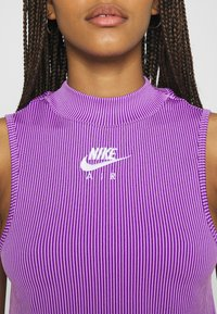 Nike Sportswear - AIR TANK  - Top - violet shock/white - 5
