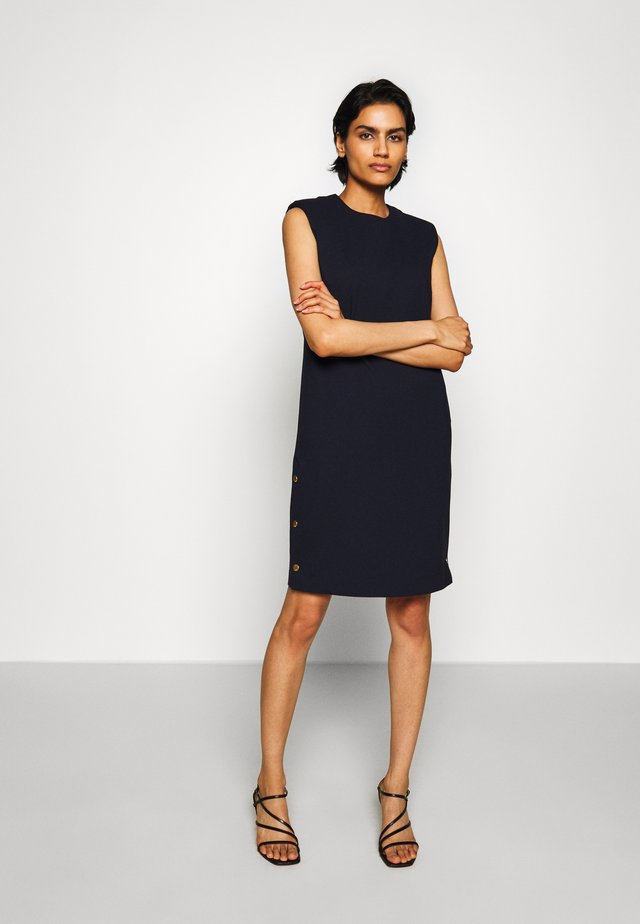 DUKAMI - Vestito di maglina - dark blue