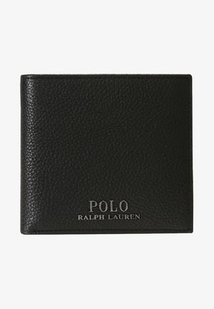 LOGO BILL COIN - Portfel - black