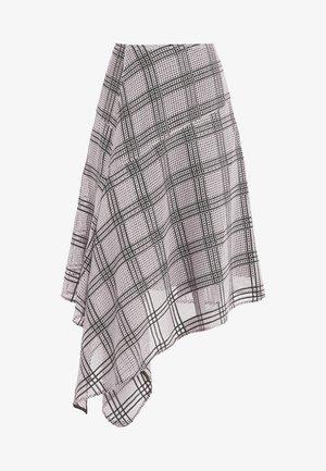 TOLMEZZO - Áčková sukně - cool lavender