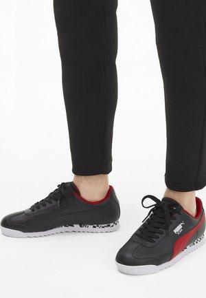 SCUDERIA FERRARI RACE ROMA - Sneakers - p blk-rosso corsa-p wht