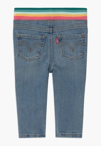 Levi's® - PULLON RAINBOW SKINNY - Jeans Skinny Fit - blue denim - 1