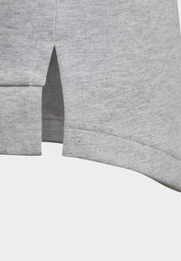 adidas Performance - STRIPES FULL-ZIP HOODIE - Felpa aperta - grey - 6