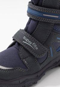 Superfit - HUSKY - Botas para la nieve - blau - 5